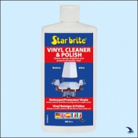 Starbrite - Vinyl cleaner and polish (500ml)